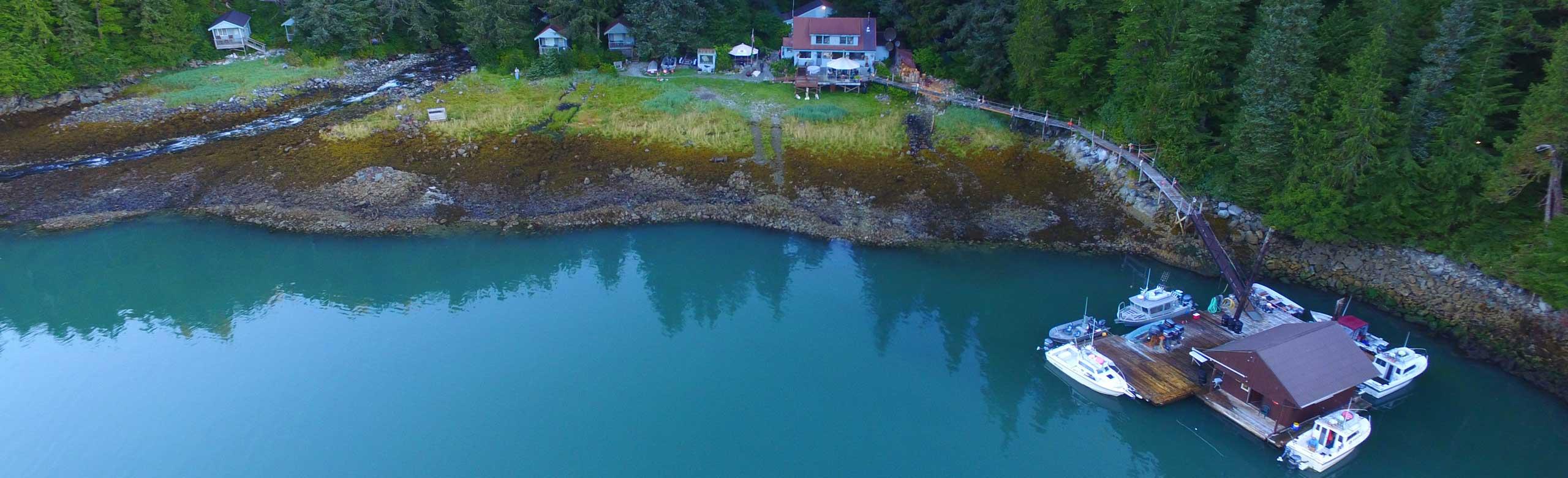 Baranof Wilderness Lodge